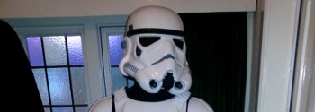 Stormtrooper Armor Review from Steve