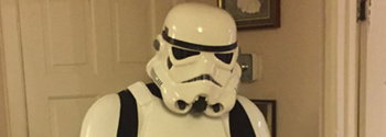 Stormtrooper Armor Review from Wayne Hansford