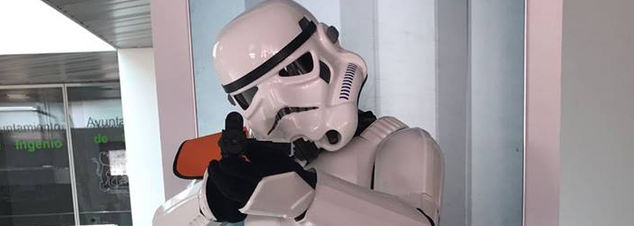 Stormtrooper Armor Review from Juan