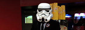 Stormtrooper Helmet Review from The Urban Troopers