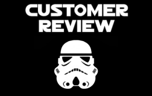 Stormtrooper Replacement Armor Part Review from Alejandra