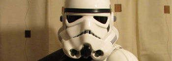 Stormtrooper Armor Review from Tony