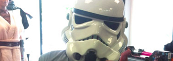 Stormtrooper Store Review from Andre