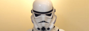 Stormtrooper Armor Review from David