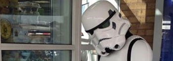 Stormtrooper Armor Review from Simon