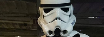 Stormtrooper Armor Review from Martin