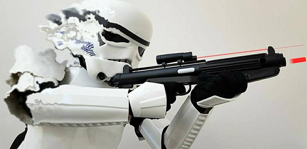 Paul Stormtrooper armor review usa