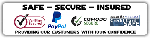 Safe - Secure - Insured