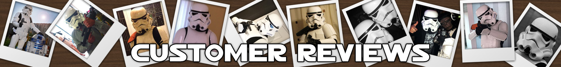 Stormtrooper Costume Reviews